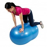 Fasolka rehabilitacyjna PHYSIOROLL PLUS GYMNIC 70 x 115 cm