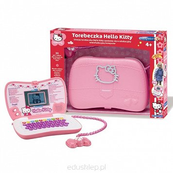 Laptop Torebka Hello Kitty Clementoni