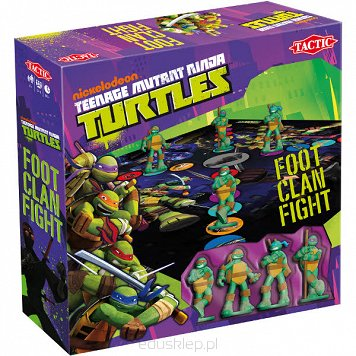 Gra Turtles Clan Fight Tactic