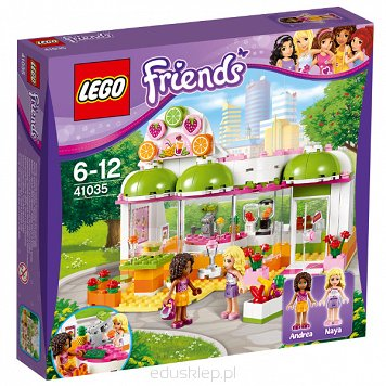 Lego Friends Bar z Sokami w Heartlake