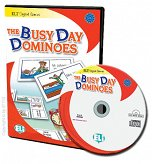 Gra językowa The Busy Day Dominoes wersja cd-rom
