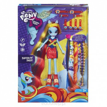 My Little Pony Equestria Girls Długowłosa Hasbro