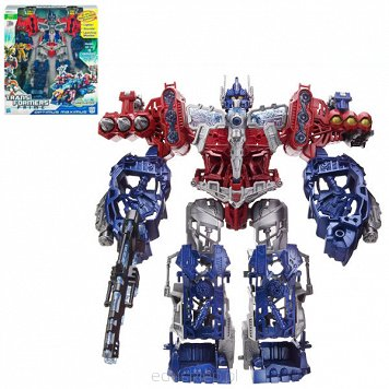 Transformers Optimus Maximus Hasbro