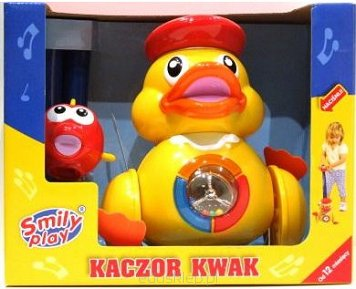 Kaczor Kwak Smily Play