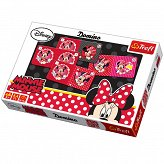 Gra Domino Minnie Trefl