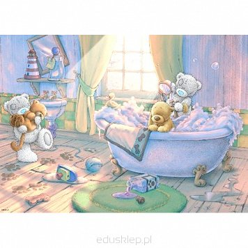 Puzzle 1000 Elementów Me To You Ravensburger