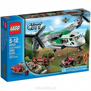 Lego City Wirolot Towarowy