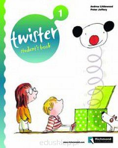 Twister 1 Activity book.