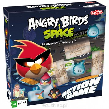 Gra Angry Birds Space Table Actio Tactic