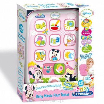 Minnie Tablet Clementoni