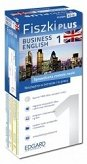Angielski Fiszki PLUS. Business English 1