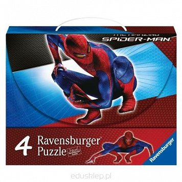 Puzzle Puzzle Tornister Spiderman Ravensburger