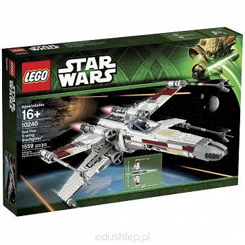 Lego Star Wars Red Five Xwing