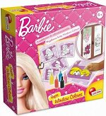 Zestaw art & Craft Barbie farbki
