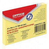 Notes samoprzylepny Office Products 51X76  (14047511-06)