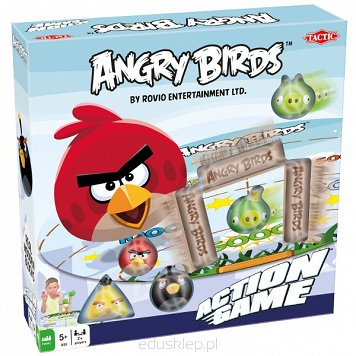 Gra Angry Birds Table Action Tactic