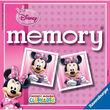 Gra Memory Minnie Mouse Ravensburger