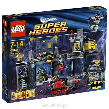 Lego Sh Batman The Batcave