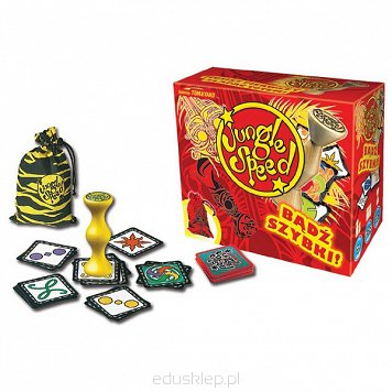 Gra Jungle Speed Rebel