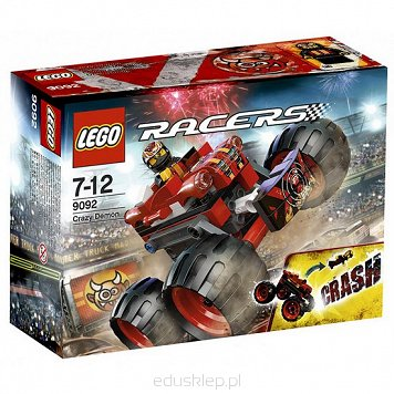 Lego Racers Szalony Demon