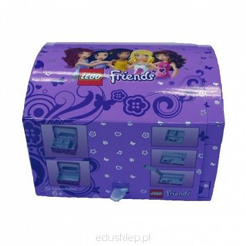 Lego Friends Biżuteria Box