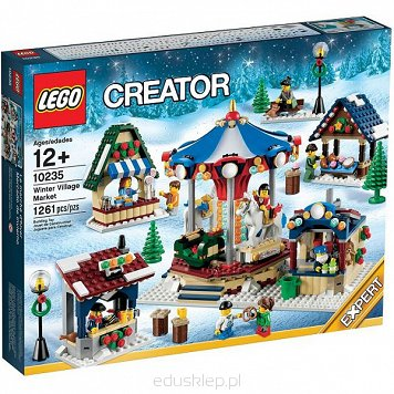 Lego Creator Winter Village Market