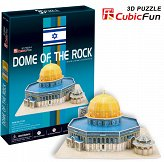 Puzzle 3D Dome Of The Rock Cubicfun