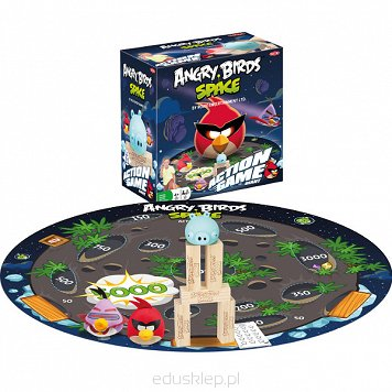 Gra Angry Birds Space Giant Tactic