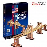 Puzzle 3D Empire Brooklyn Bridge Cubicfun