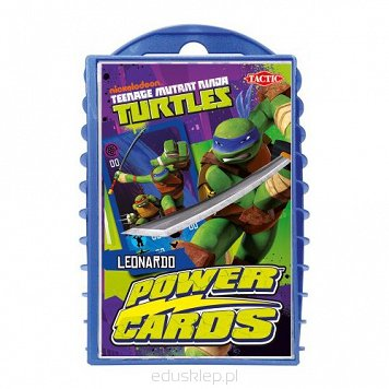 Power Cards Turtles 1 Tactic