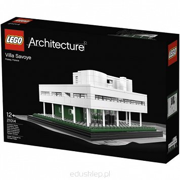 Lego Architecture Villa Savoye Review