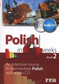 Polish in 4 weeks level 2 +CD