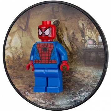 Lego Mini Figurka Spiderman Magnet