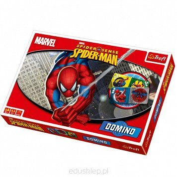 Gra Domino Spider Man Trefl