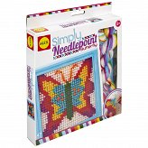Alex Simply Needlepoint - Butterfly