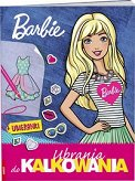 Barbie. Ubrania do kalkowania