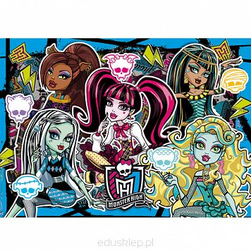 Puzzle 250 Elementów Monster High Clementoni