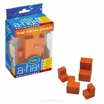 Gra Aha! The Fifh Chair Thinkfun
