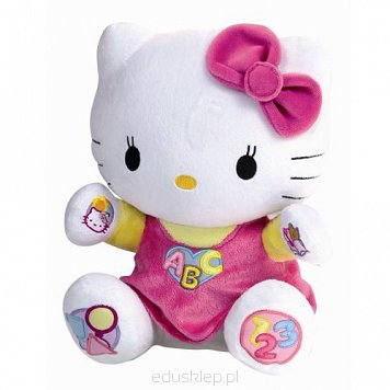 Interaktywna Hello Kitty Clementoni
