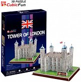 Puzzle 3D Tower Of London Cubicfun