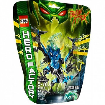 Lego Hero Dragon Bolt