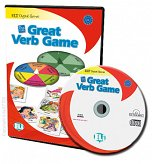 Gra językowa The Great Verb Game wersja cd-rom