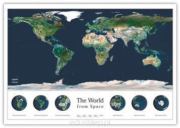Swiat Satelitarny Mapa Scienna