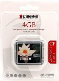 Kingston compact flash CF/4GB