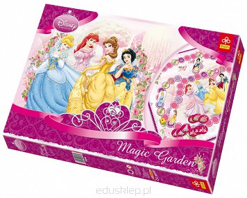 Gra Magic Garden Princess Trefl