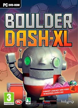 Gra PC Boulder Dash XL