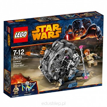 Lego Sw General Grievous Wheel Bike