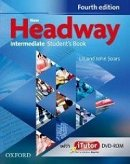 Headway 4E Intermediate SB Pack