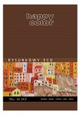 Blok rysunkowy ECO A3, 25 ark, 150g Happy Color