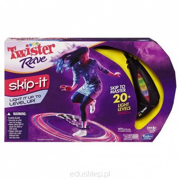 Gra Twister Rave Skip It Hasbro